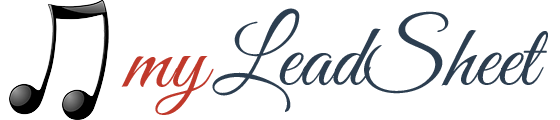 my LeadSheet